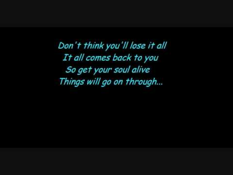 Firewind  - Falling to pieces ( With Lyrics )