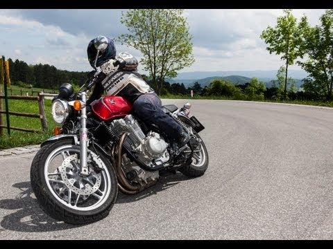 Test-Video | Honda CB 1100 Test | Onboard, Fahreindrücke