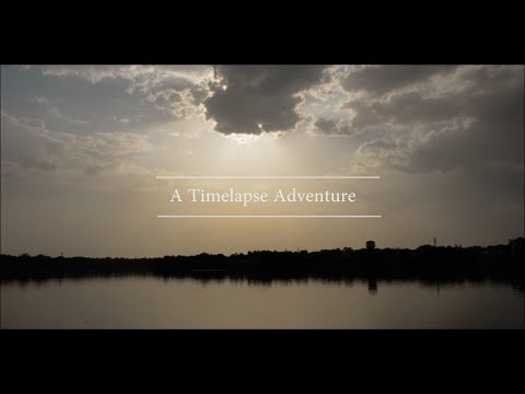BHOPAL IN MOTION | A TIMELAPSE ADVENTURE |