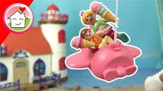 Playmobil Film deutsch - Urlaub an der Nordsee - Familie Hauser Spielzeug Kinderfilm