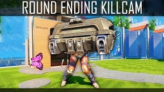 Black Ops 3 Funny Killcams! - (Care Package Fail, Funny Moments, Trolling)