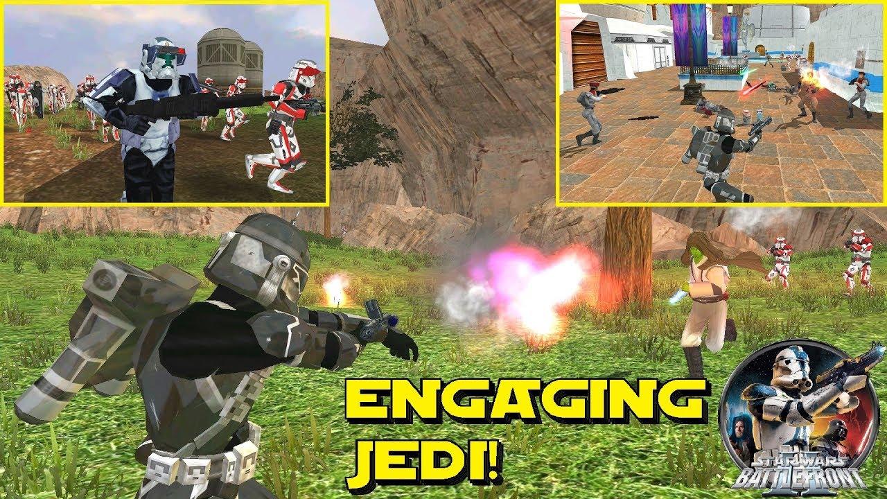 Star Wars Battlefront Mods ᴴᴰ TORfront V Makeb Broken - Star wars old republic us map