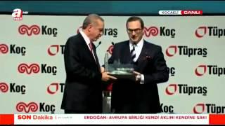 Recep Tayyip Erdoğan - Tüpraş Tesisi Açılış Konuşması - 15 Aralık 2014
