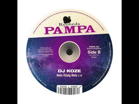 Dj Koze - Nein König Nein (Pampa030)