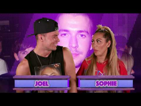 Sophie Kasaei & Joel Corry Play Mr & Mrs