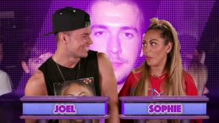 Sophie Kasaei & Joel Corry Play Mr & Mrs | MTV Celeb