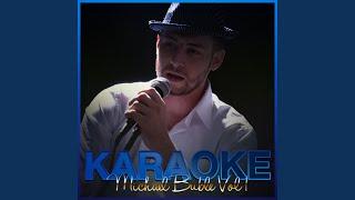 Ameritz Karaoke Band - Georgia on My Mind (In the Style of Michael Buble) (Karaoke Version)