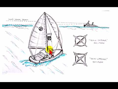 Learn to Sail Safer - How to Use Radar Reflectors - YouTube