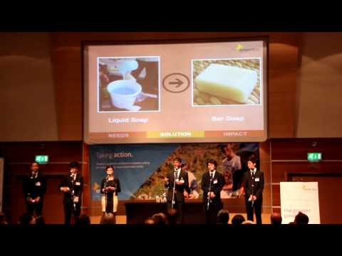 Enactus UK National Competition 2014 - Imperial