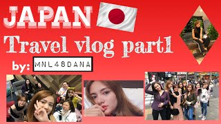 Download lagu JAPAN TRAVEL VLOG PART 1 | MNL48 DANA
