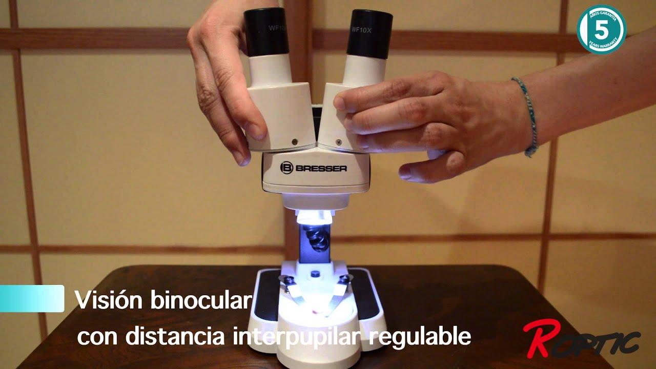 Microscopio icd youtube
