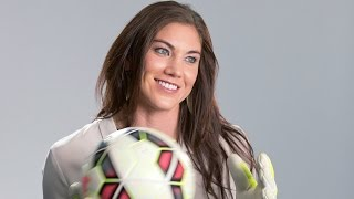 Hope Solo's Story -