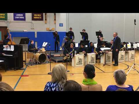 Malaguena - River Trails Middle School Jazz Band Spring 2018