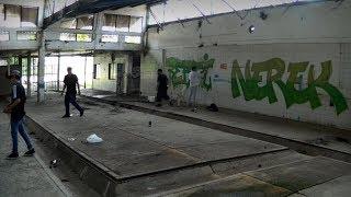Graffiti Underground III - ADICTI Team & POM Crew