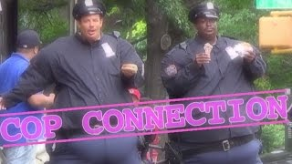 Cop Connection | The Eric Andre Show | Adult Swim