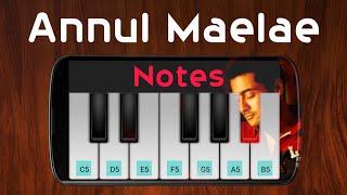 Annul Maelae | Vaaranam Aayiram | Harris Jayaraj