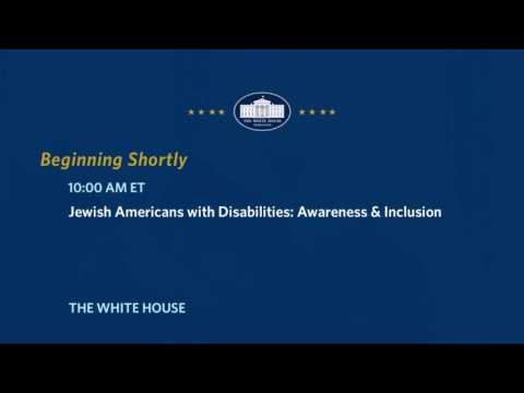 Jewish Americans with Disabilities Awareness & Inclusion