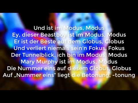 TJ_beastboy & Mary Man - Modus | LYRICS | DerDoxer
