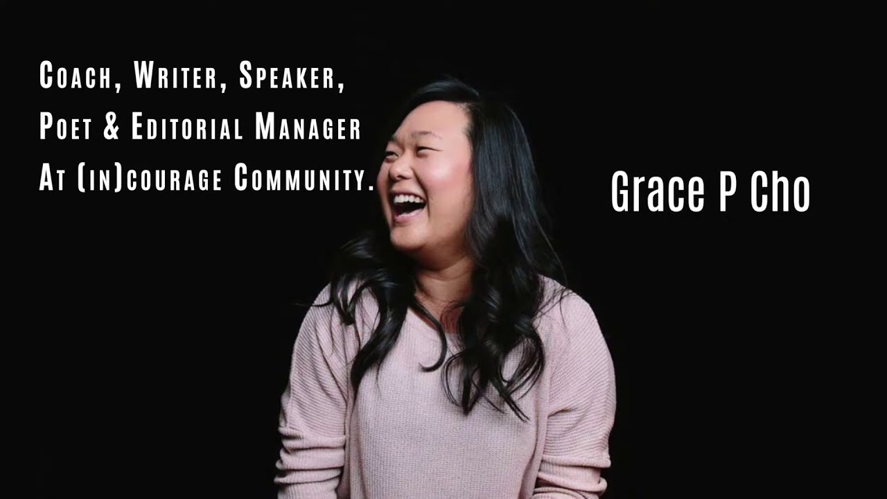 Your Story Can Change lives/Grace P Cho