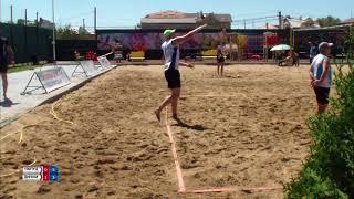 Пляжный волейбол (день физкультурника) 100 Пудов-Динамо
