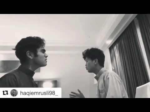 Irfan Harris ft Haqiem Rusli - Pesan (ost ku kirim cinta)