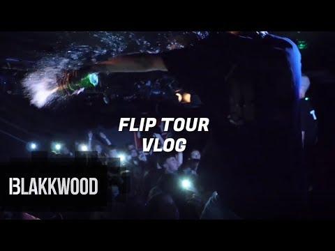 Flip Tour  Vlog #1 - Plzeň / Kolín (Utřu se rukou, nebo jak?!)