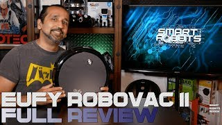 EUFY Robovac 11 Robotic Vacuum affordable and awesome? Full Review