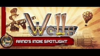 Wells Review (Xbox One) | Rand's Indie Spotlight
