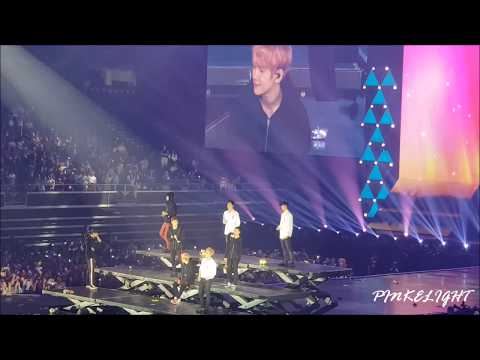 ELYXION IN SINGAPORE - Dont Go + Ment #3 + Angel + Ending