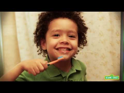 Teeth Brushing With Elmo Youtube