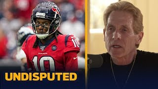 DeAndre Hopkins to Cardinals was the most 'cringe-worthy' trade — Skip Bayless | NFL | UNDISPUTED
