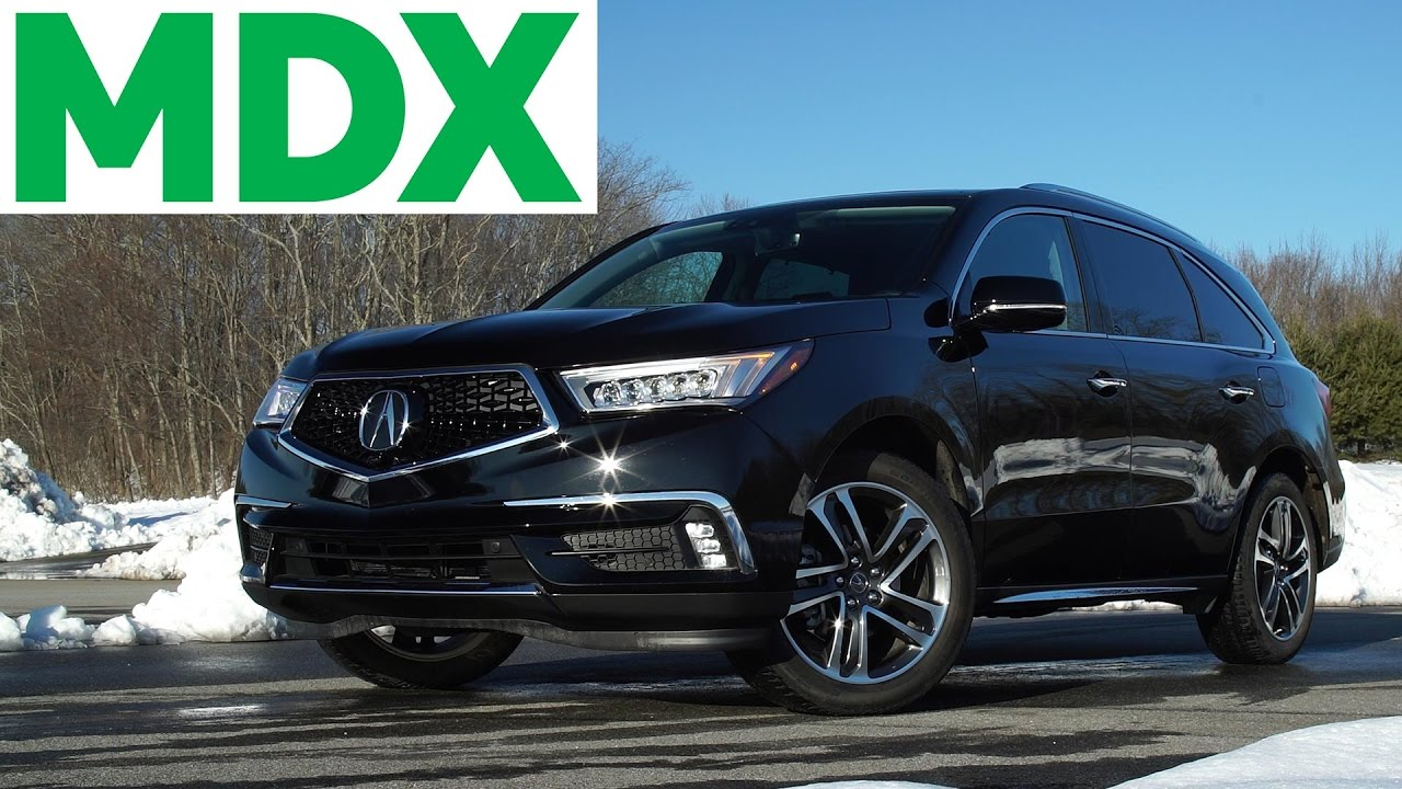 4k Review 2017 Acura Mdx Quick Drive Consumer Reports