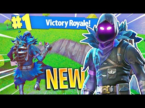 scary fortnite skin intimidates noob and gets me easy victory royale