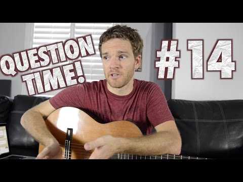 Question Time! PRS Guitars, Multi-Effects and John Mayer