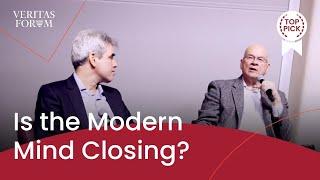 The Closing of the Modern Mind | Tim Keller & Jonathan Haidt at NYU (Full Version)