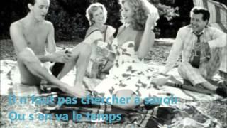 Il était une fois des gens heureux - Nicole Martin (Cover avec Paroles)Sylvie Gauthier