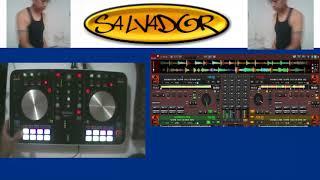 Demostrativo a 4 Decks Mezcla Rápida  Sonic-Ultra Sound MIXPAD 4   Virtual DJ 8.3   M. DISCO