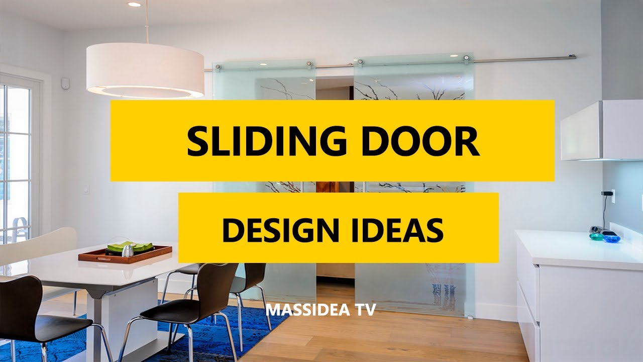 50 Cool Sliding Door Design Ideas For Living Room 2017 Youtube