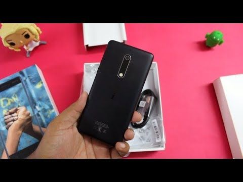 Nokia 5 India Unboxing, Hands on, Camera, Features