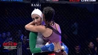 RXF : Ana Maria Pal (Romania ) vs Kiani Samereh (Iran)