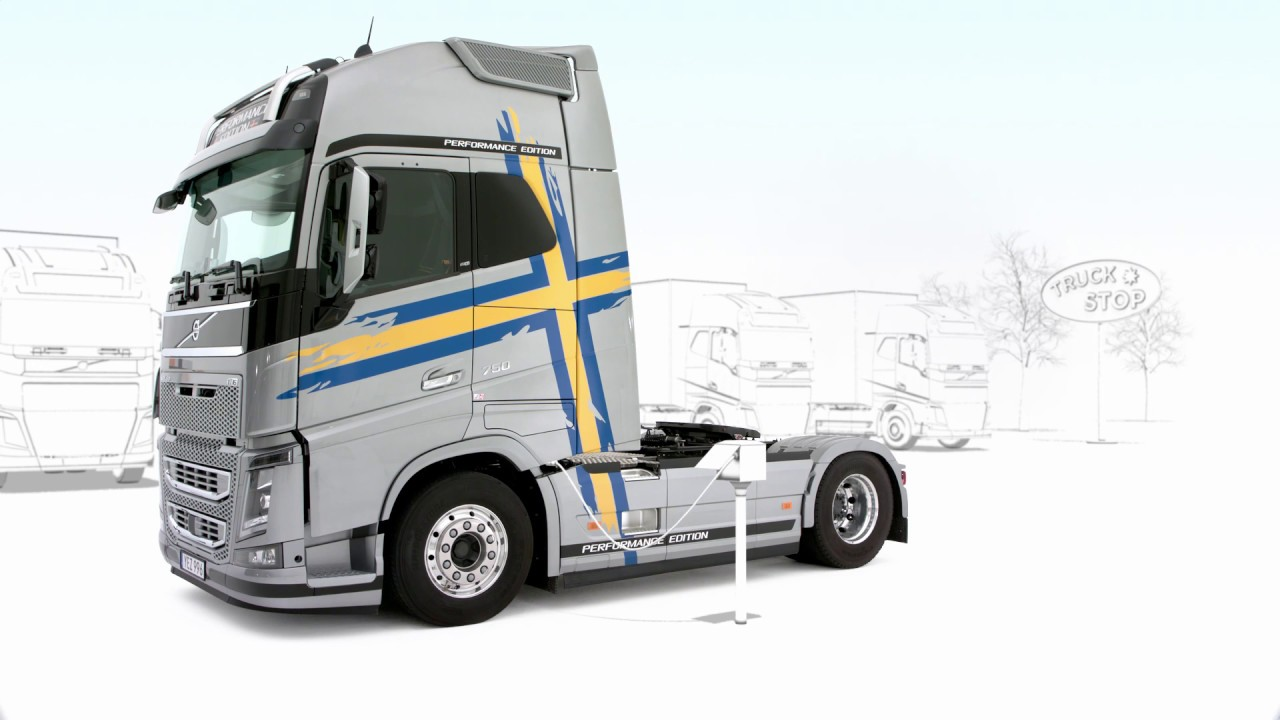 Volvo Trucks How To Stay In