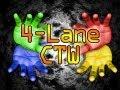 Minecraft: 4-Lane Capture The Wool w/Mitch & Friends Part 1 - Secret Plan :D
