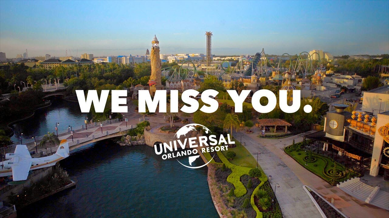Who Has Three Parks, Has Missed You A Ton, And Is Open Again? Universal Orlando!