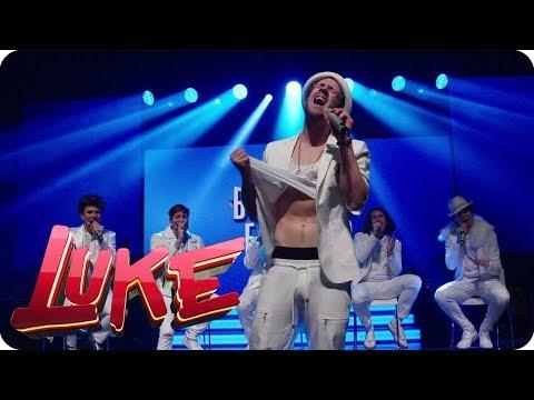 I Want It That Way! Luke beim Boyband-Casting - LUKE! Die Woche und ich | SAT.1