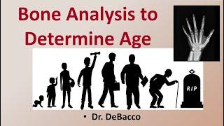 Bone Analysis to Determine Age
