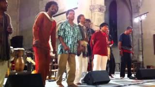 Justin Vali  et le Ny Malagasy Orkestra