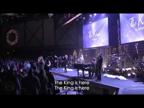 The King Is Here (The Crossing Church @ Chesterfield)