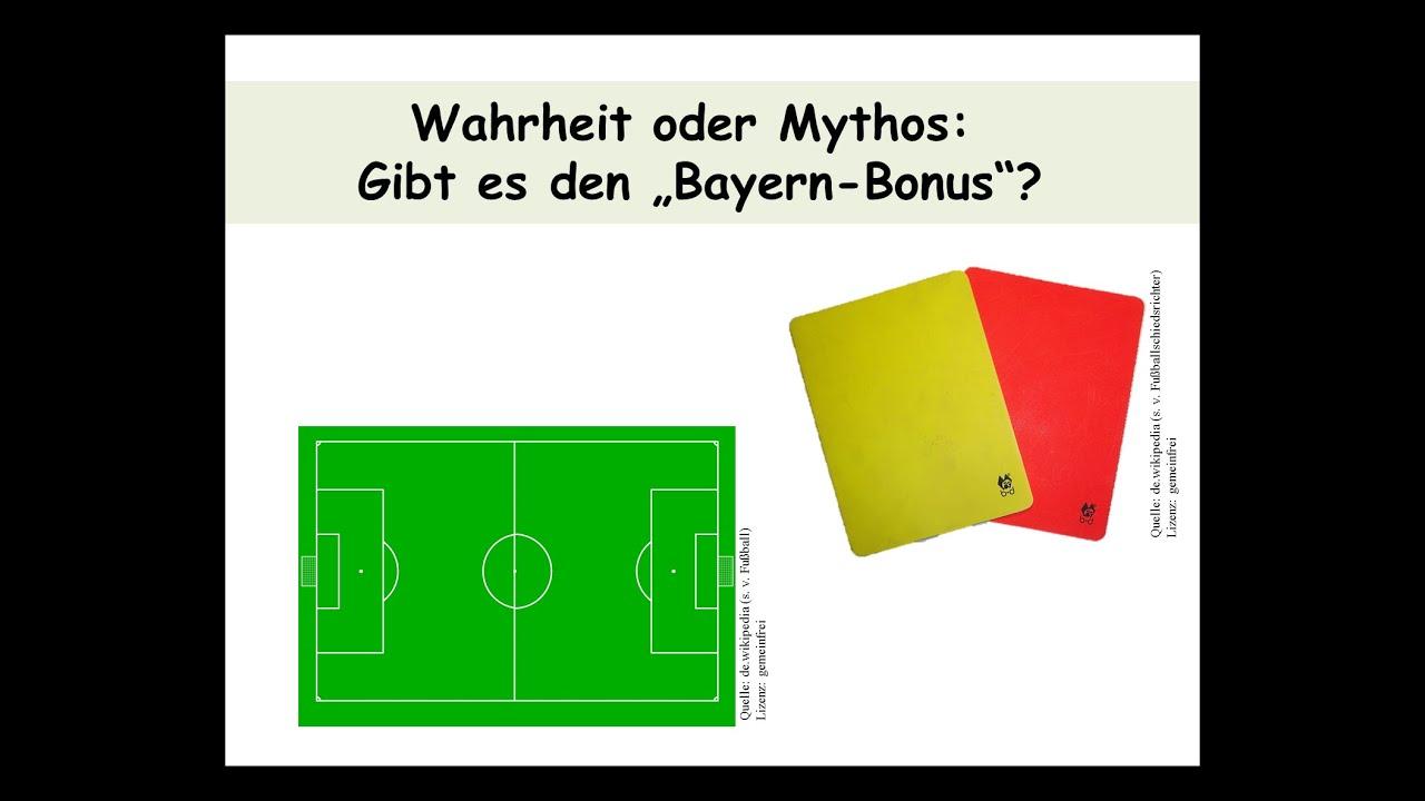 Bayern Bonus Statistik