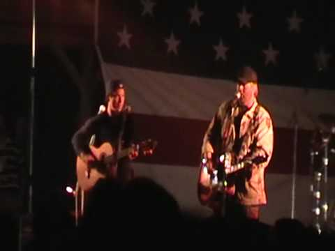 Toby Keith USO Tour: The Recruiter Song