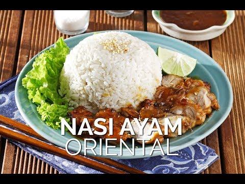Resep dan Cara Membuat Nasi Ayam Oriental, Mudah dan Dijamin Ketagihan!